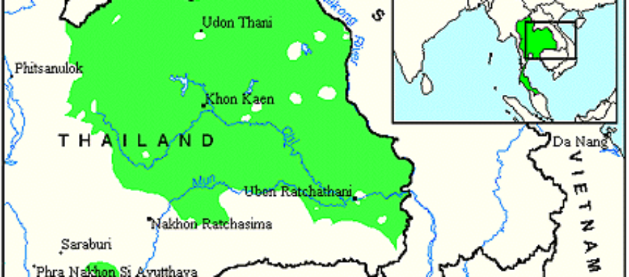 Thailand and the Isaan