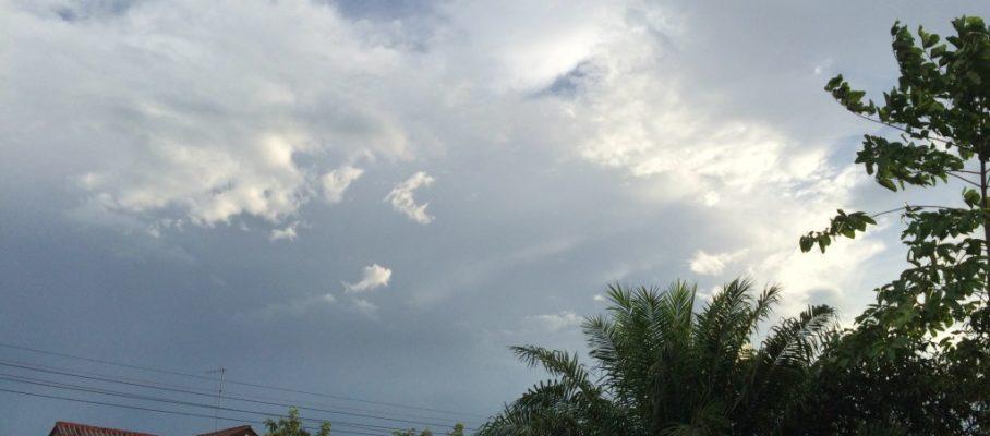 Rain is comming