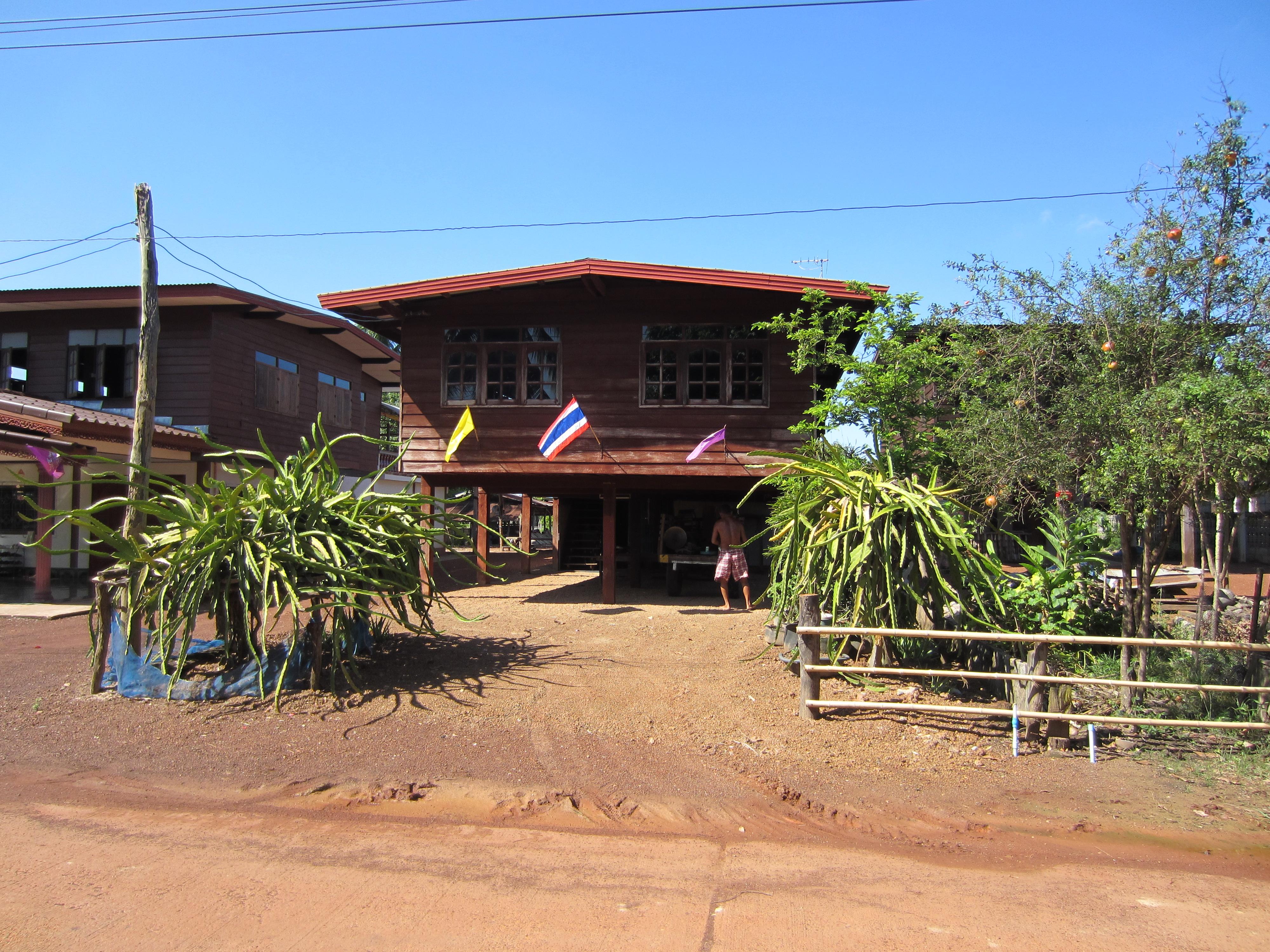 Thail style house