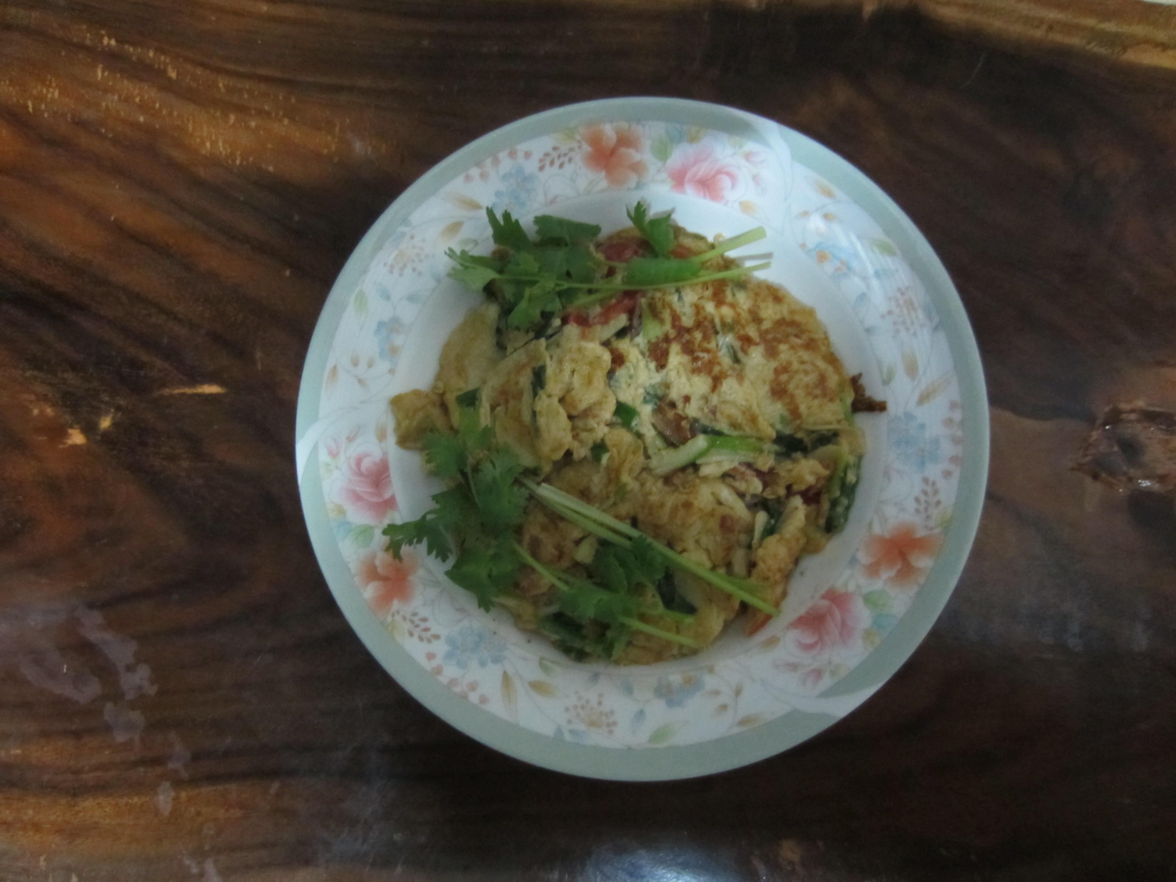 Omelette (khai tiauw)