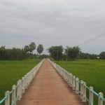 The Temple bridge