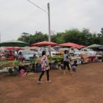Market east of Sawang Daen Din