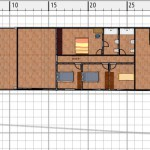 Impression of the floorplan