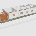 Impression of the house 3D