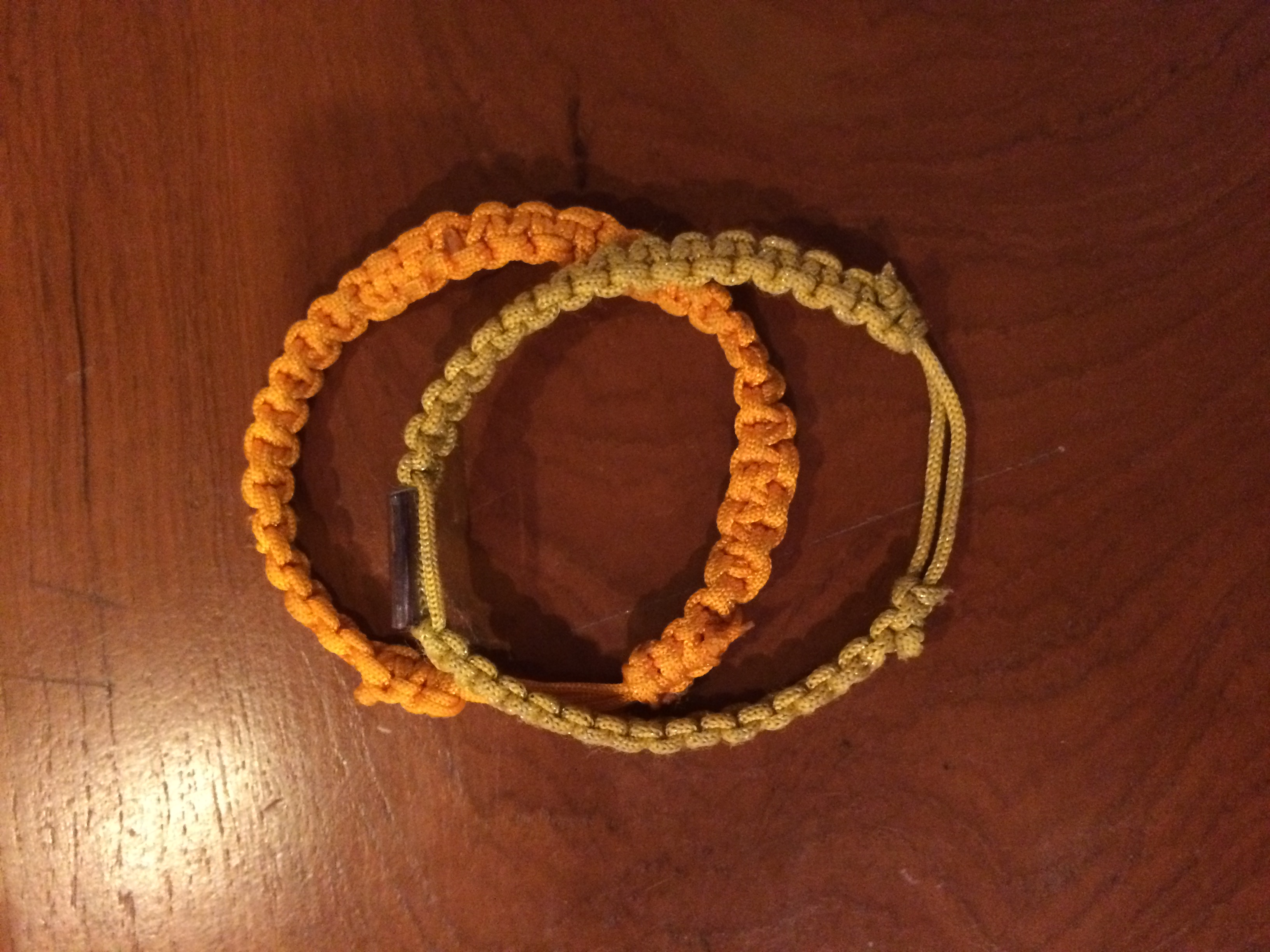 My bracelets from aunt