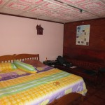 Our bedroom at house of Warunee