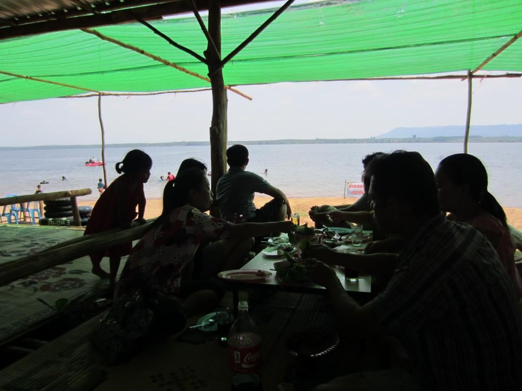 Bueng Khong Long lake