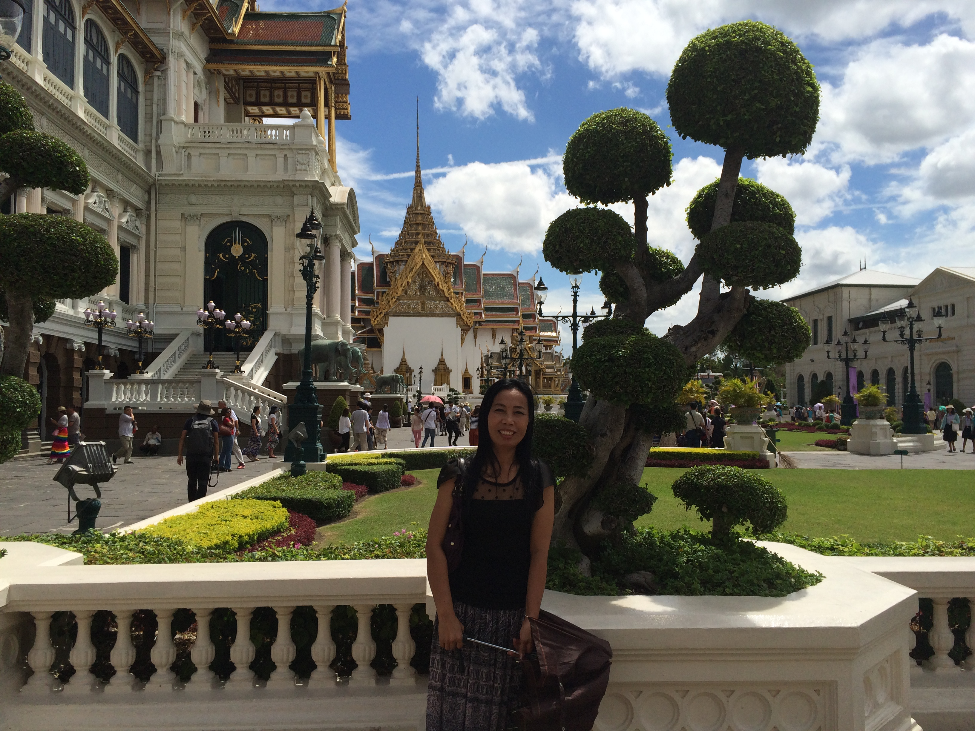 Garden of the Grand Palace