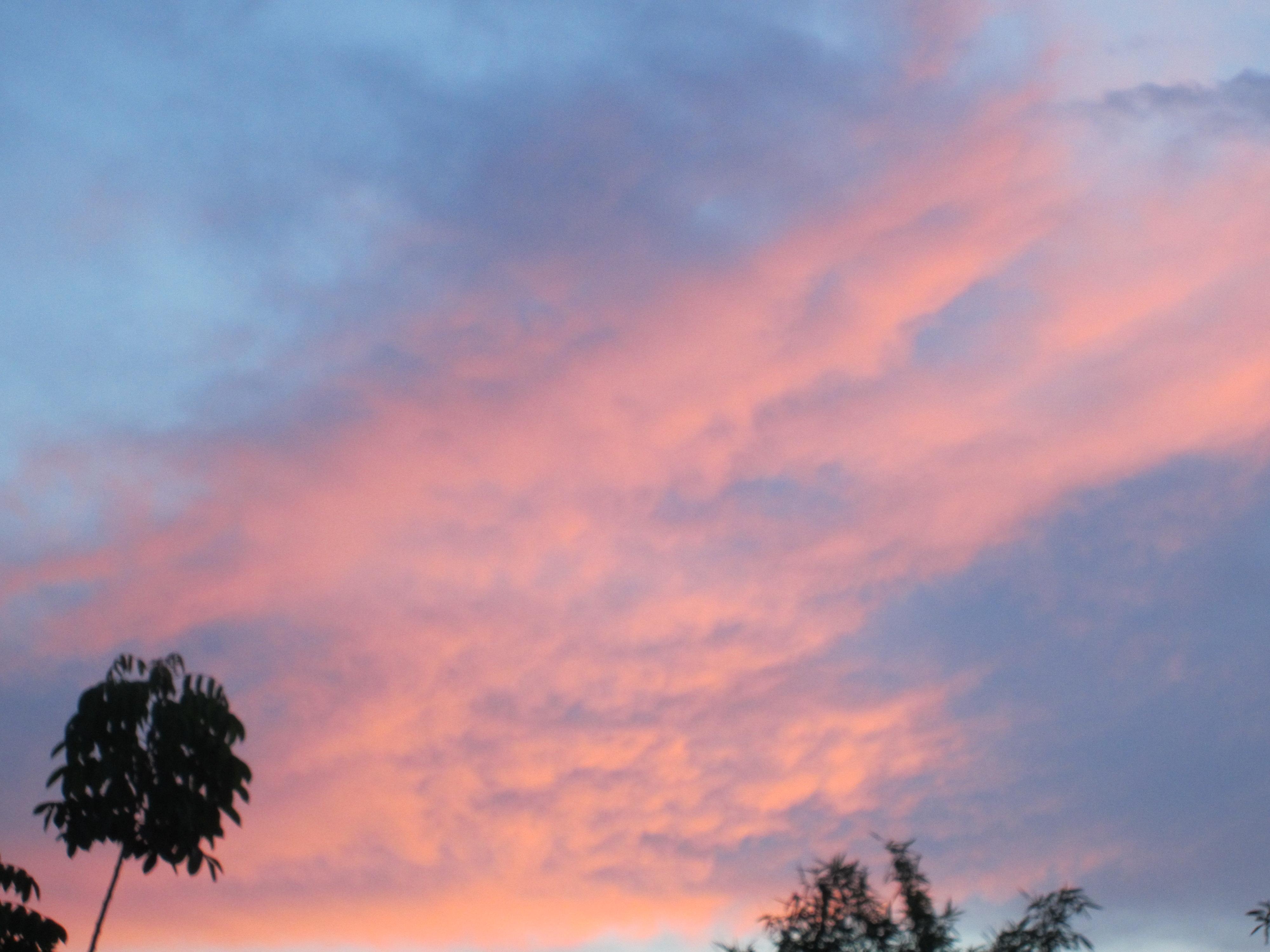 A beautiful sky