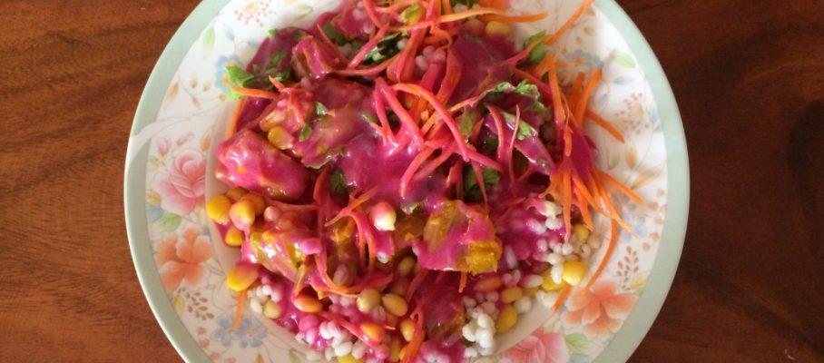 A good salad