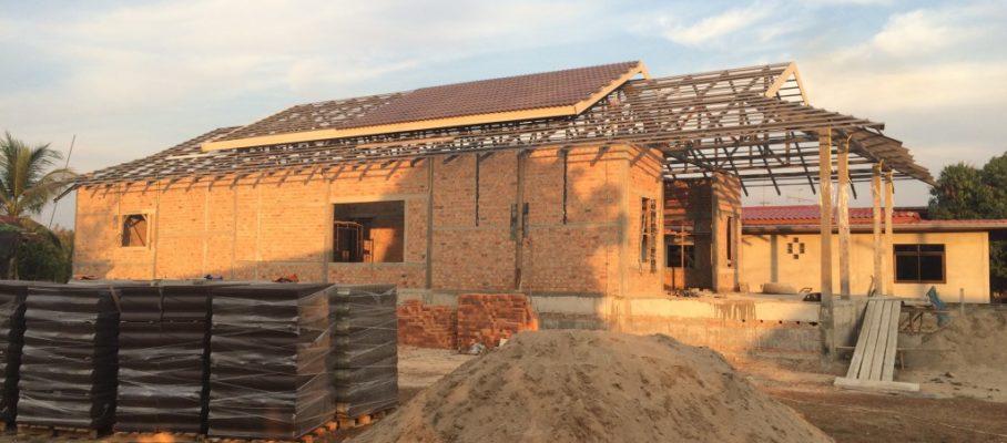 Top roof tiles