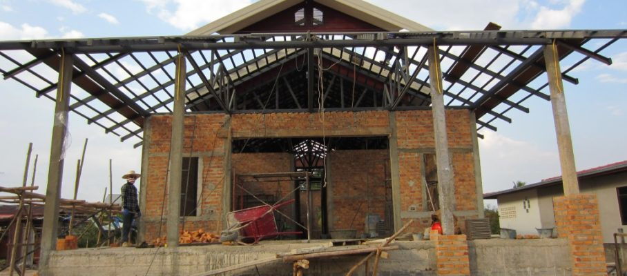 Ventilation roof