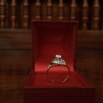The diamond ring