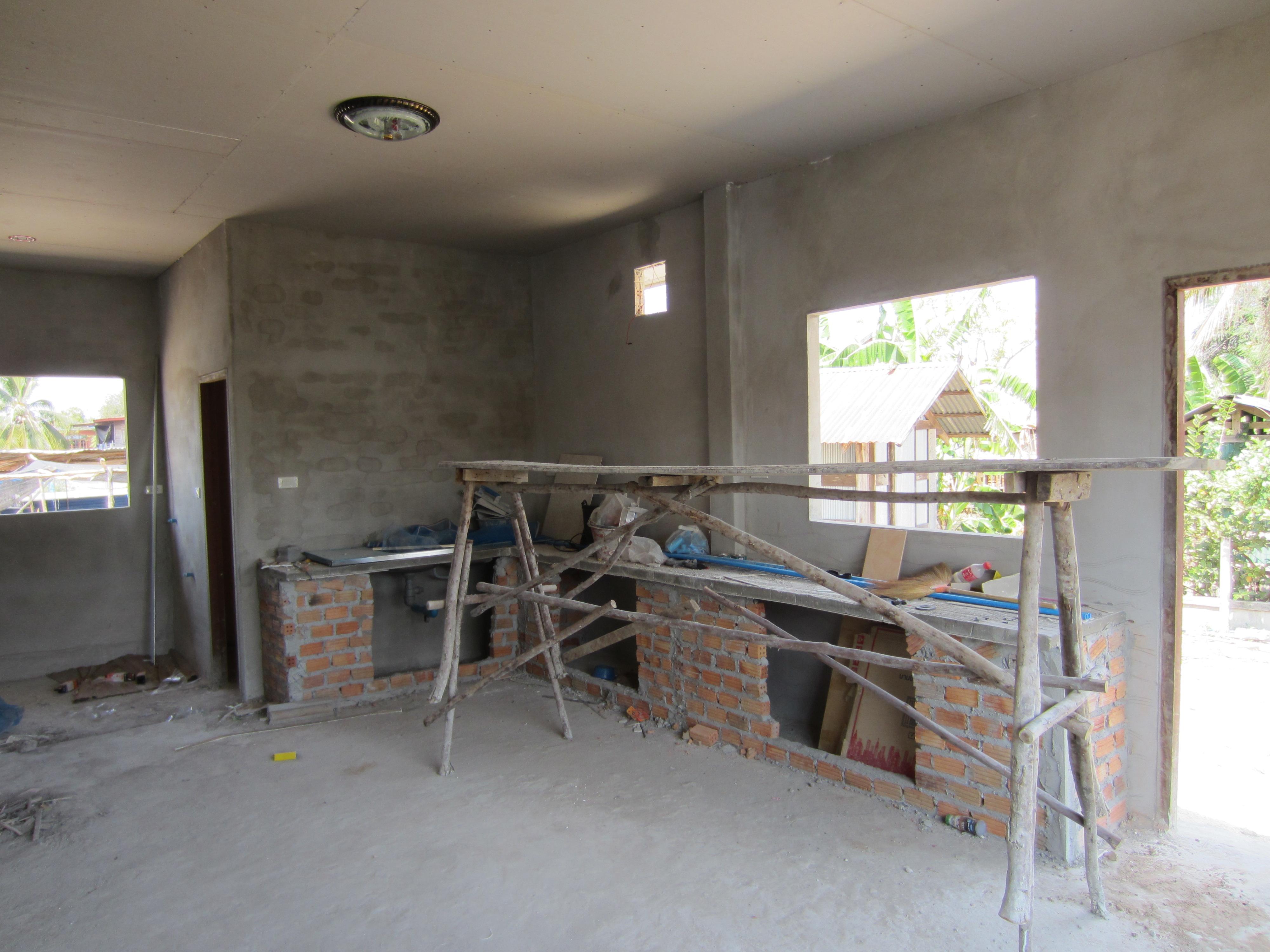 Ruff kitchen build