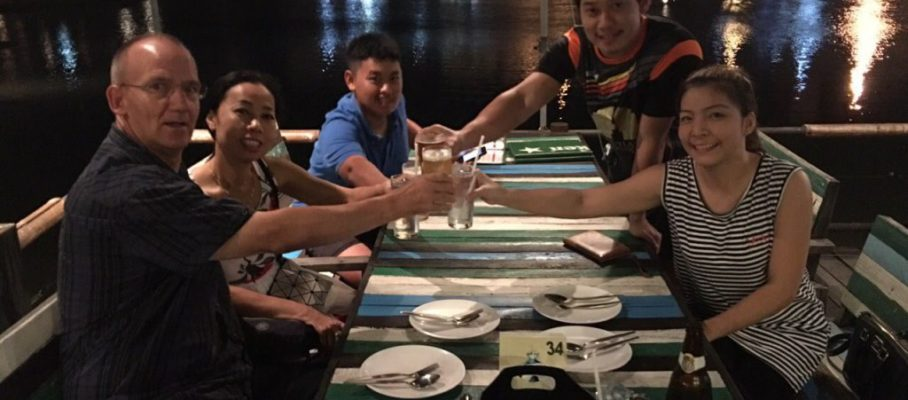 Bangkok dinner