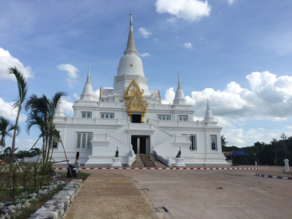Temple nearby