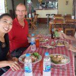 Bandung lunch (photo by Supana)