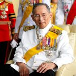 King Bhumibol