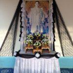 Hospital shrine