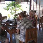 Farang-Thai breakfast