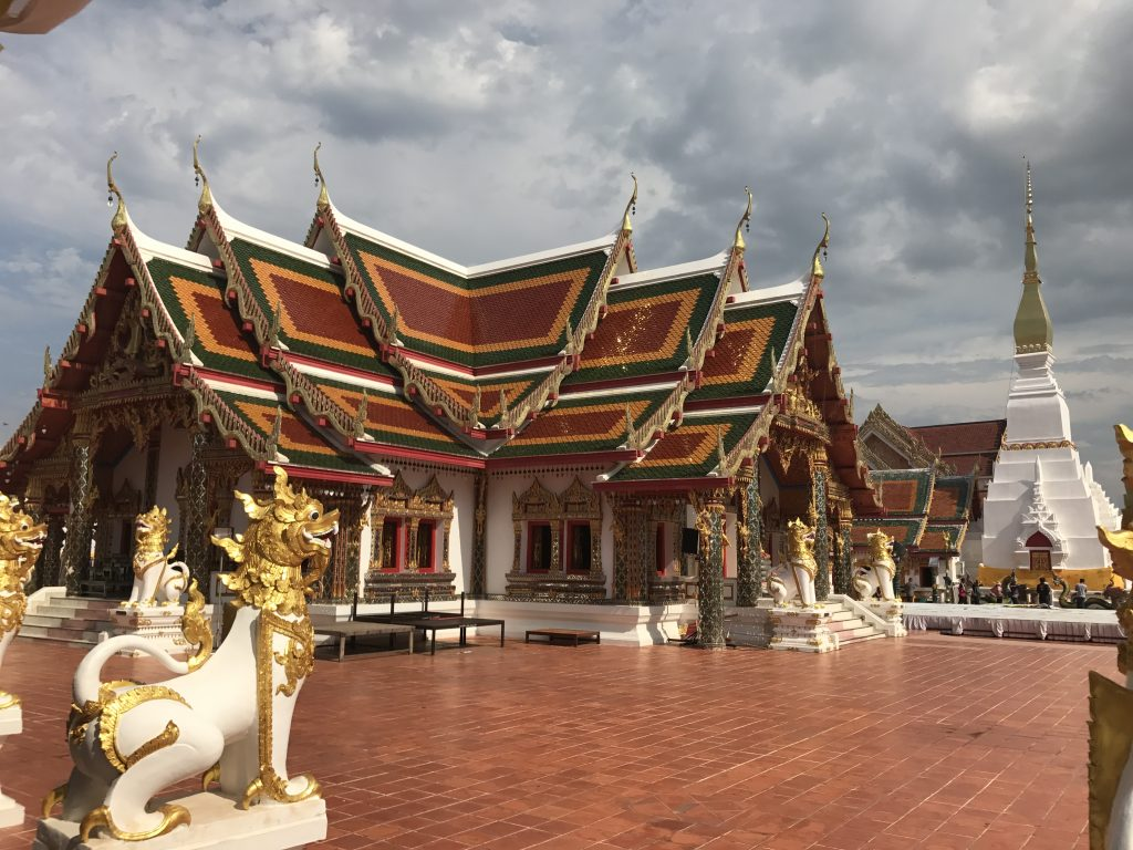 Sakon Nakhon Temple
