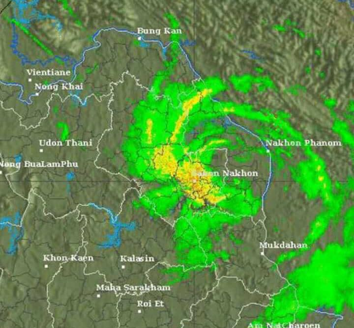 Weather 28 July