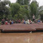 Laos flood