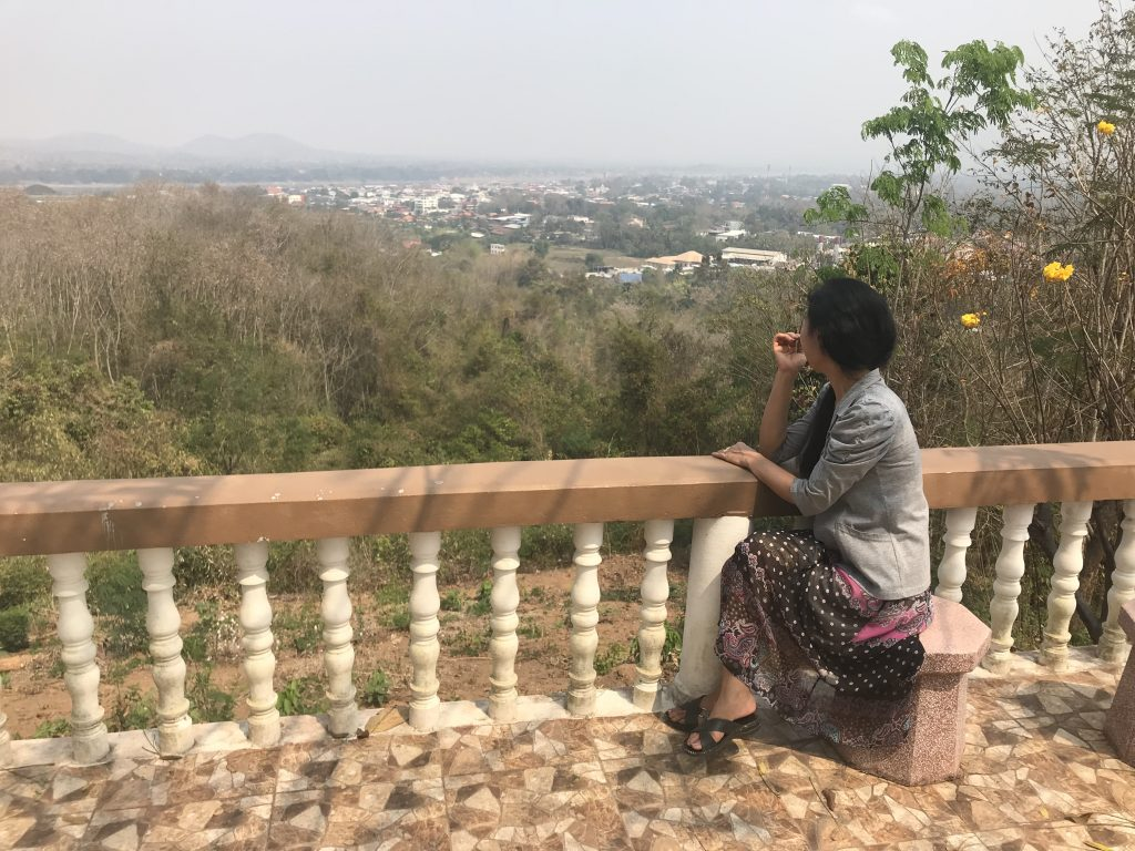 Chiang Khan view
