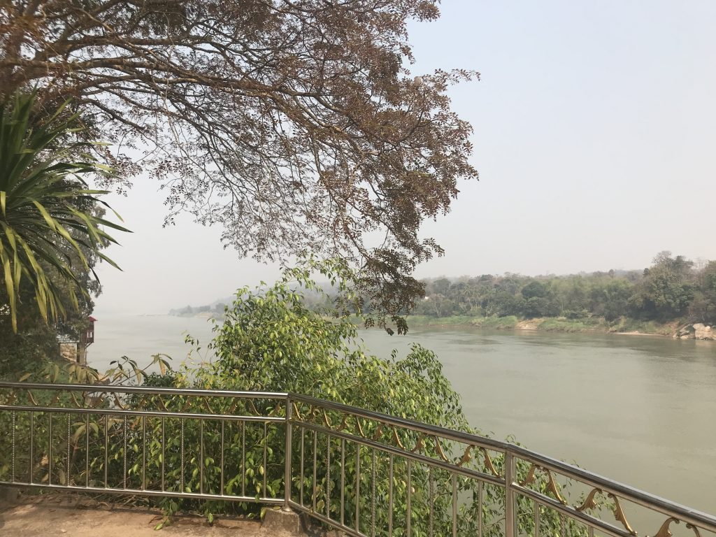 Mekong @Wat Hin Mak Peng