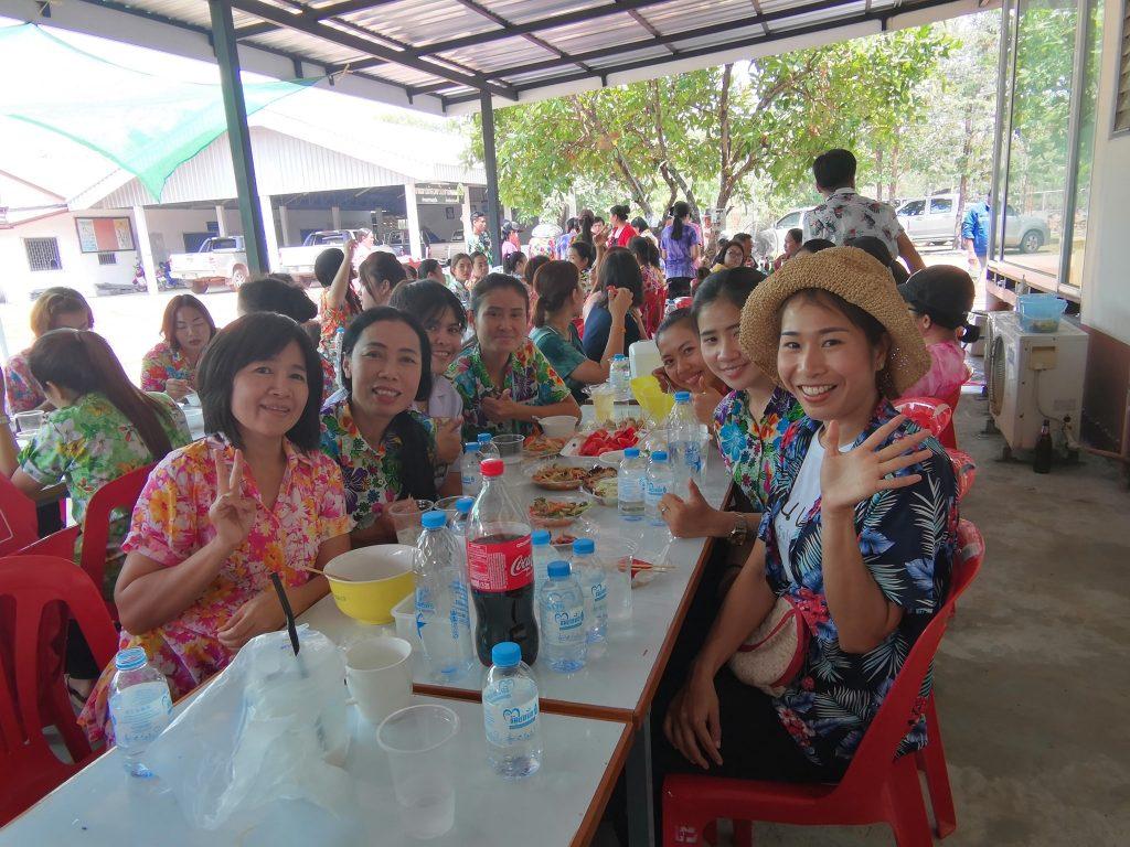 Songkran party