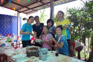 Hospital BBQ & cake