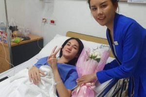 Preauw in hospital