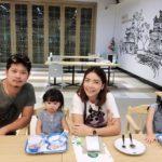 Benze Benz & Tanakrit & kids