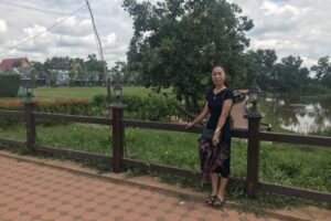 Outside Kham Chanot