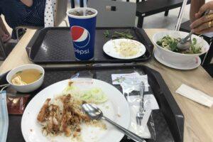 Sakon Nakhon lunch