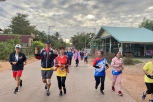 Khok Si Health run