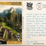 Inca Trail - Machu Picchu