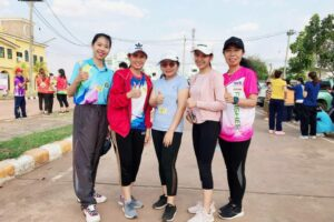 Health run