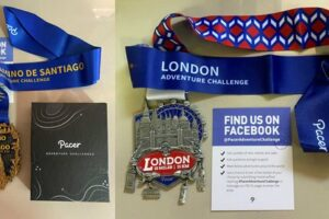 Medals received