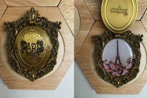 Paris medal