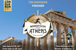 Athens finished