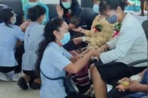 Nurse Sawang